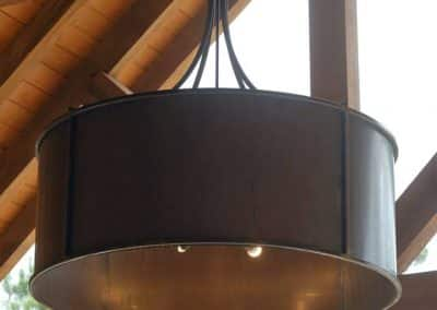 Custom Large Copper Drum