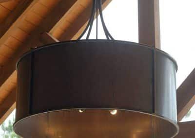 Custom Large Copper Drum