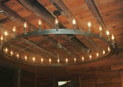 Sullivan Single Tier Chandelier